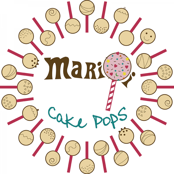 Logo Maripi Cake Pops 2013