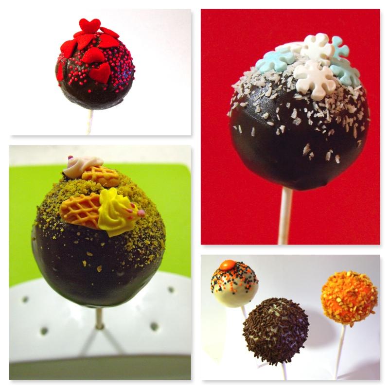 Composición Maripi Cake Pops - Cumpliendo Objetivos