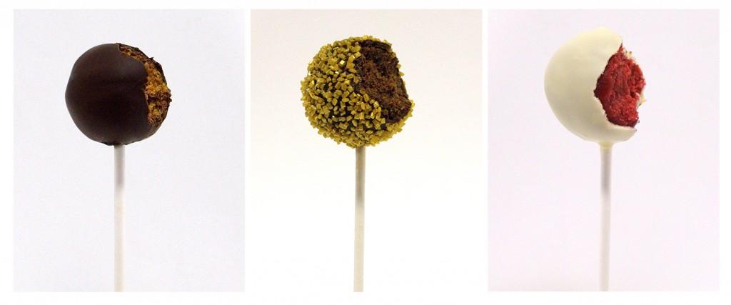 MAripi Cake Pops 2013 - Composición 3 bolas