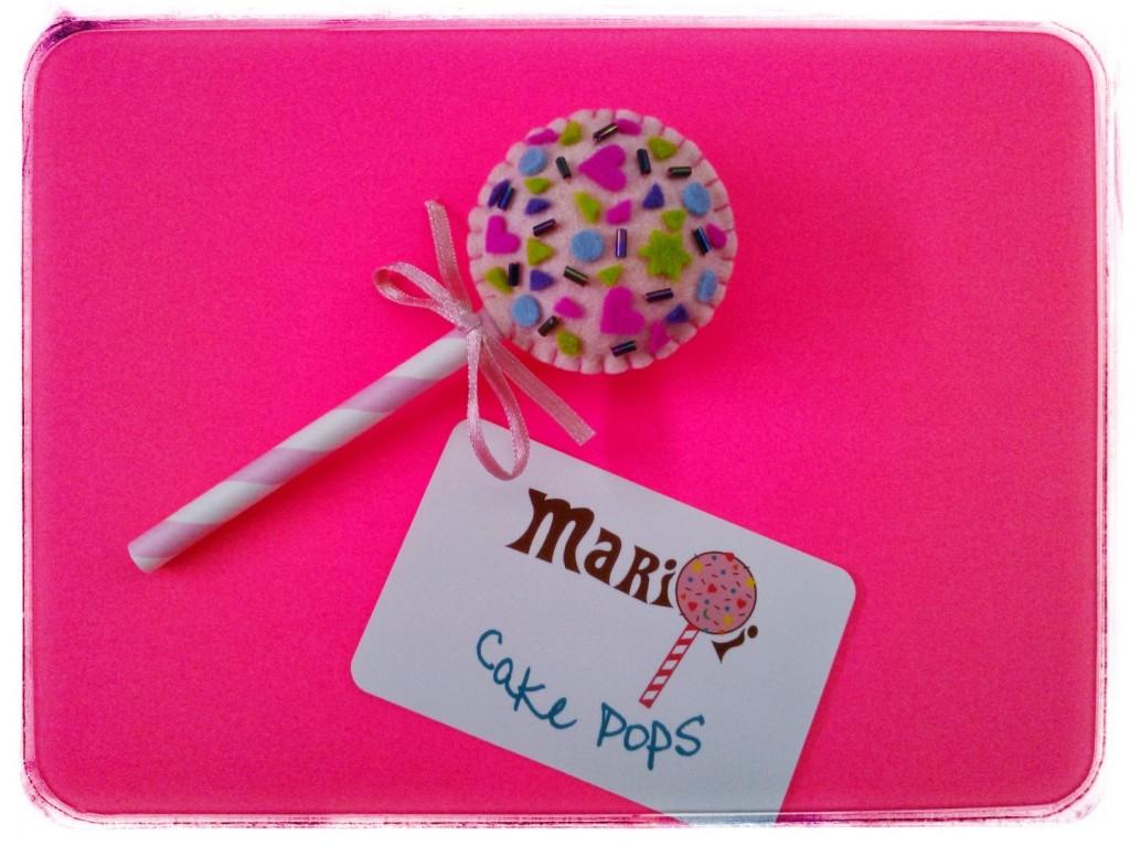 Maripi Cake Pops 2013 - Broche Maripi
