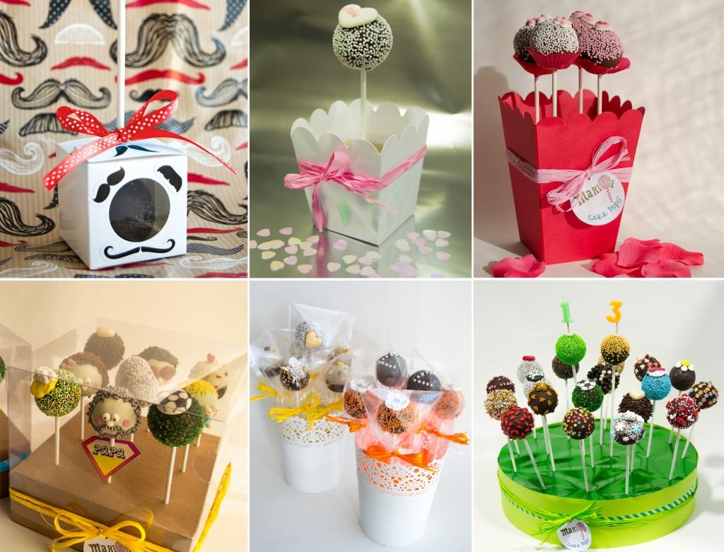 Maripi Cake Pops 2014 - Composiciones