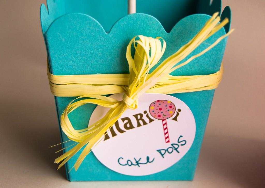 Maripi Cake Pops 2014 - Detalle Caja Maripi
